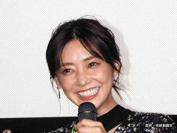 倉科カナが久しぶりにインスタを投稿 脇チラ写真に「元気が出た!」