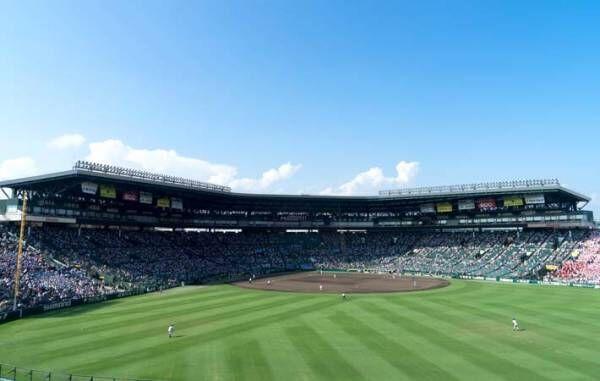 熱闘甲子園再び 今年の夏も高校球児の『聖地』で野球を