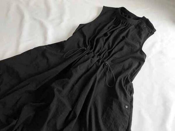 「中からあんなステキなドレスが出てくるなんて」持ち運びできるワンピースが話題