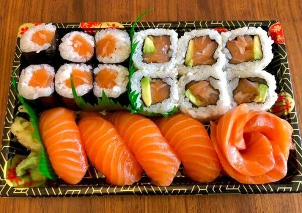 「英国の寿司あるある」 ネタをよく見てみると?