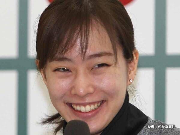 石川佳純に「こんな美人だったっけ?」の声が殺到! 卓球の時とはイメージの違う姿に驚き