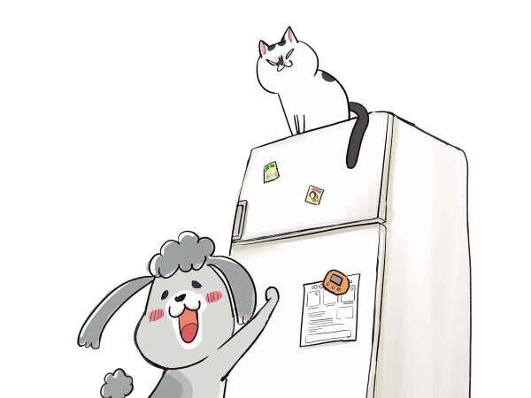 『犬と猫どっちも飼ってると』松本ひで吉先生が『grape Award 2020』審査員に決定!