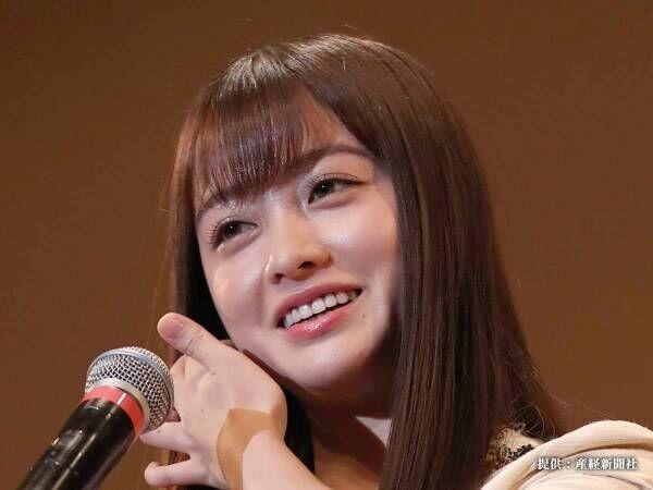 橋本環奈がソフトクリームを食べる写真に、「おれの彼女」と彼氏ヅラする人が続出!