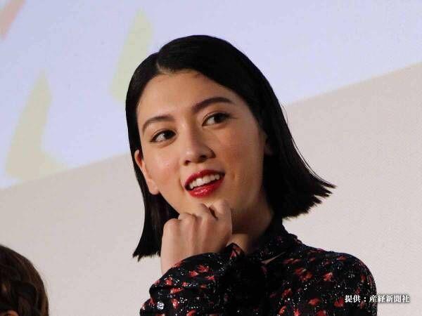 三吉彩花のチャイナドレスがまさに神! 「チャイナのためのような美脚」