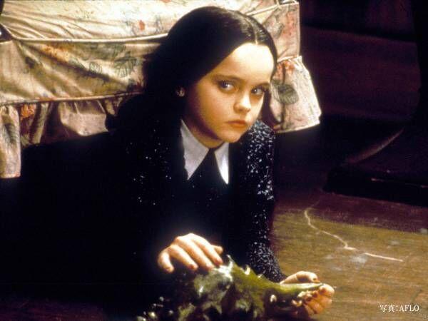 『アダムス・ファミリー』名子役クリスティーナ・リッチの現在は? 映画とともに振り返る