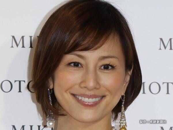 米倉涼子のスタイルに「いつ見てもきれい…」 インスタには美しすぎるショットが満載