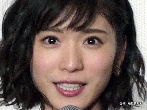 松岡茉優がインスタで『カネ恋』オフショットを公開! ファン「何してもかわいすぎる…」
