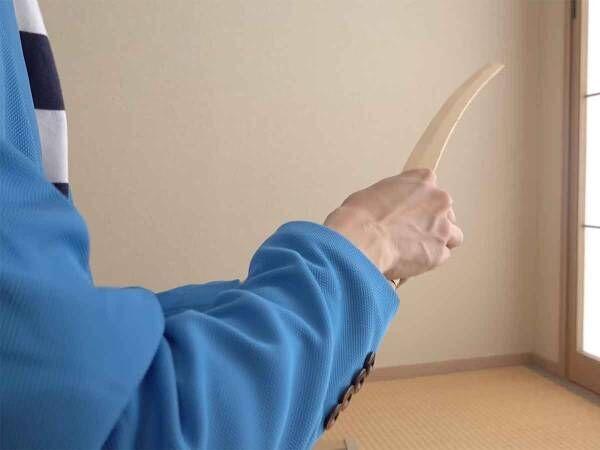 ダンボールで『鬼滅の刃』竈門炭治郎の日輪刀を打つ!その完成度の高さに「凄すぎ」と感動の声