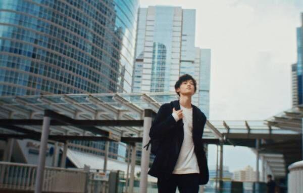 窪塚洋介の息子がCMデビュー 父親に負けない堂々とした演技を披露