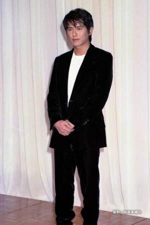 高橋克典の若い頃に「めっちゃイケメン…」と絶賛の声 現在の写真と比べてみた!