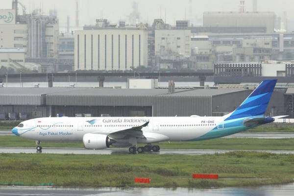 「かわいい」「遊び心がある」 羽田空港でひときわ注目を集めた飛行機がこちら