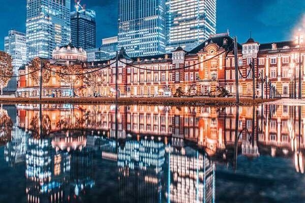 まるで異国のよう…! 東京駅を撮影した『4枚』に、20万人が心奪われる