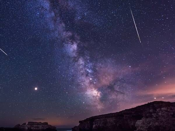 過ごしやすい夜に星空を眺めてみよう 10月21日はオリオン座流星群が見頃