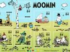 うわぁ、かわいい! 日本郵便の『ムーミン』切手が、じわじわと話題に
