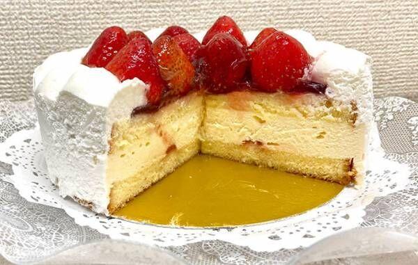 ホールケーキを上手にカットしたい シェフの切り方が「参考になる」と話題