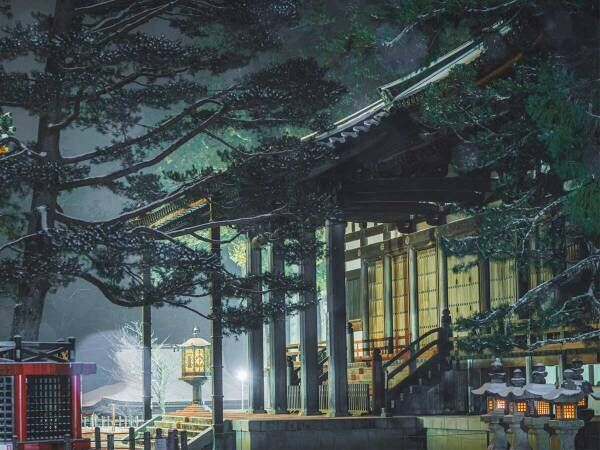 松の木とお堂を描いた1枚? 実はこれ…