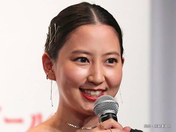 河北麻友子「本当に幸せー!」 笑顔弾ける夫婦の写真で結婚を発表!