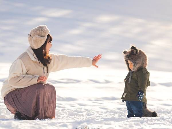 「愛おしすぎる」「ニヤニヤが止まらない」 転んでしまった息子に手を差し伸べ…?