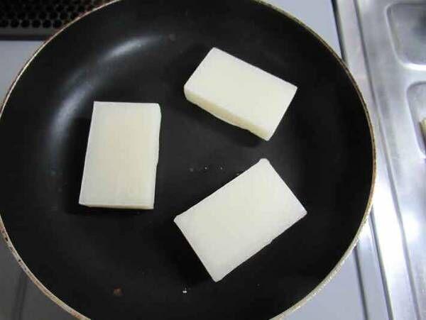 1度やったらクセになる!?お餅はフライパンで焼くのがおすすめ