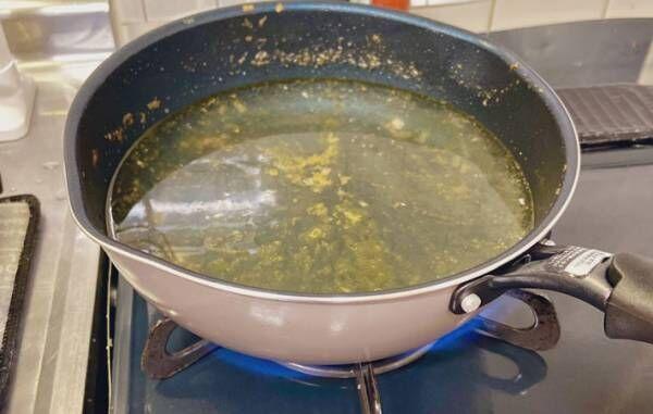 「早く知りたかった」「やってみる」 料理人がすすめる『カレー鍋の洗い方』に反響