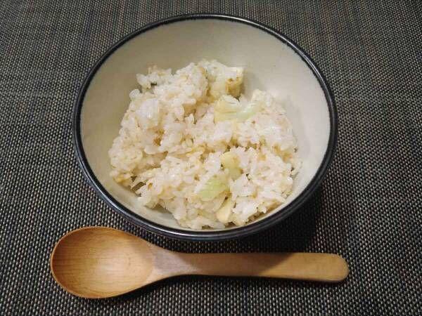 焼くと甘い お米との意外な組み合わせが新鮮『カリフラワーのまぜご飯』のレシピをご紹介!