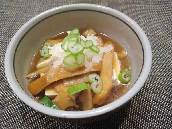 寒い冬にピッタリ 江戸時代に人気だった『八杯豆腐』のアレンジレシピはこちら!