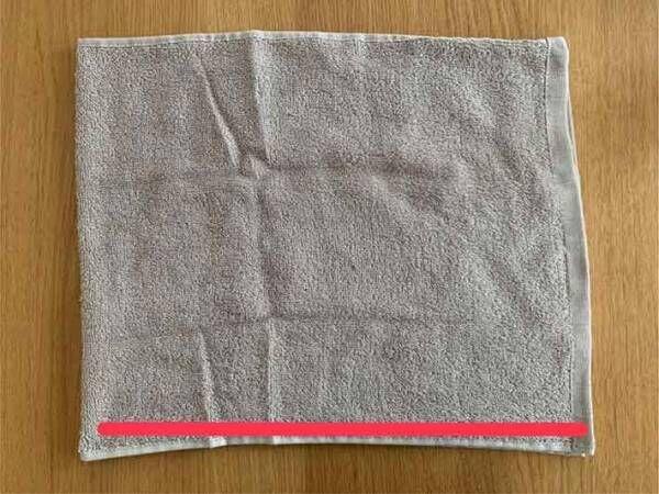 買うと意外と高い!子どもの湯上げタオルを安くて簡単に作る裏ワザ