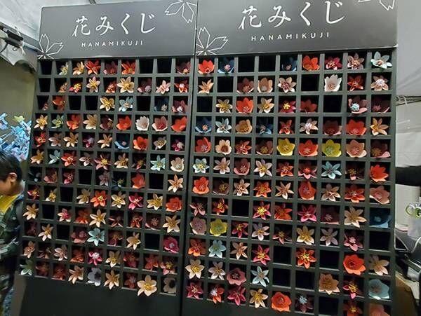 アイディアがすごい! 京都で見つけた『花みくじ』に反響が上がったワケとは