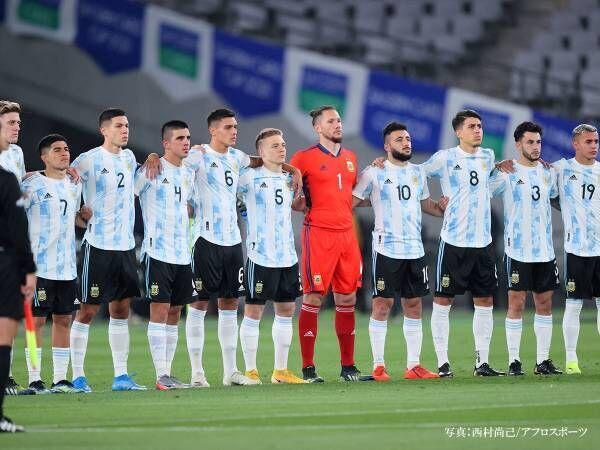 アルゼンチンメディア「衝撃的な瞬間」 サッカーU24戦で?