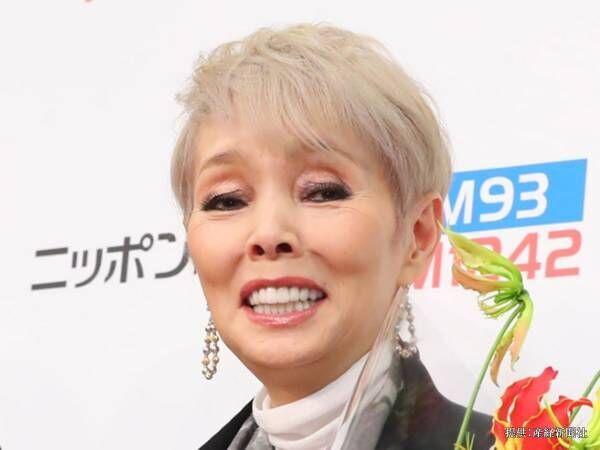 志村けんさんの命日に、研ナオコが公開した写真 2人の姿に反響