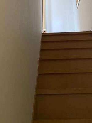 エアコンの取り付け工事中、猫の姿がないと思ったら…?
