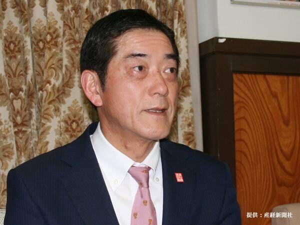 聖火リレーに対する愛媛県知事の判断に称賛の声 走者には涙の陳謝