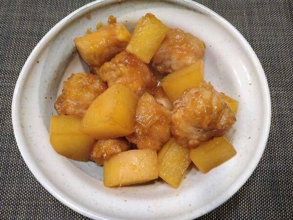 これはもう角煮! 高野豆腐の食感がイイ『高野豆腐DE豚の角煮』のレシピをご紹介!