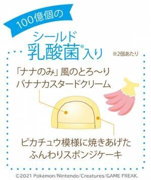 ポケモン×東京ばな奈がかわいすぎる ピカチュウのイーブイの『しっぽ』が出たらラッキー!