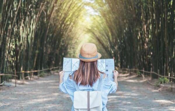 ひとり旅の解放感と孤独感は、創造の源になり、憧れは日常の生活の中に息づく