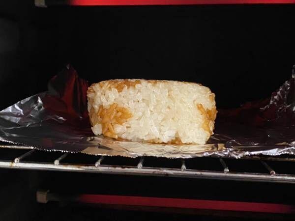 じわじわ人気の『コンビニおにぎり』 トースターで焼いてみると? 「そりゃウマいわ」