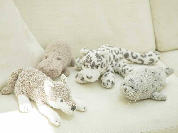 ジェラピケが旭山動物園とコラボ! かわいいグッズを買って動物園を応援しよう