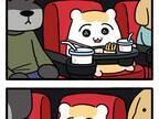 映画館で起こる『悲しいあるある』 座席に着いたと思ったら左右の客が…