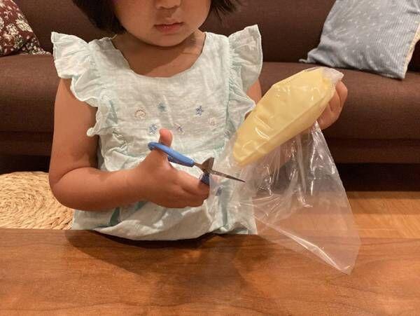 子供と簡単お菓子づくり 『ビアードパパ』のシュークリームキットが激アツ