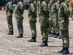 自衛隊、熱海の犠牲者に黙とう 活動終了を報告