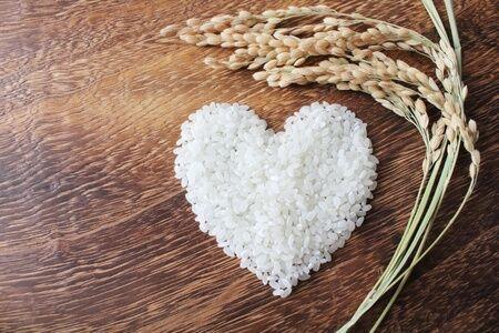 お米で健康的に美しく