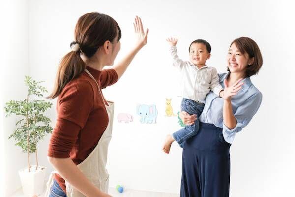 親子にとっての試練!「慣らし保育」で新しい環境に慣れるポイント
