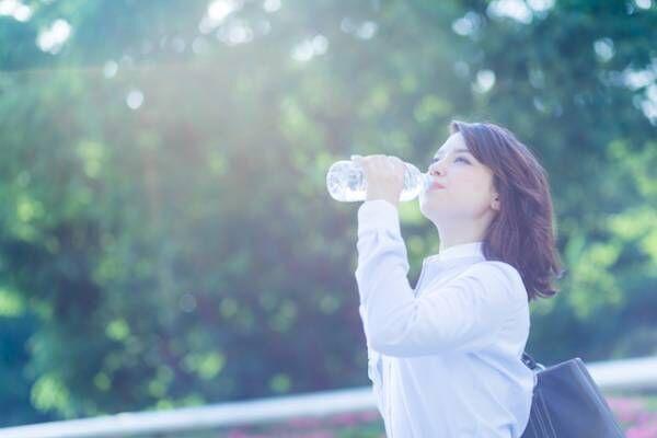 水分補給するタイミング間違ってない?水分補給で気をつけたいこと