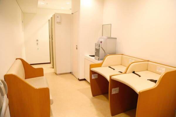 ベビースペース, 授乳室