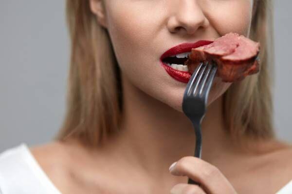 肉食いい女
