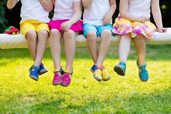足育,子ども,靴,選び方