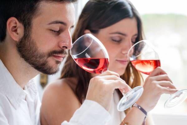ワイン教室で、趣味の合う男性と恋に落ちる方法