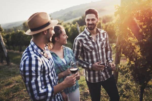 ワイン教室で、趣味の合う男性と恋に落ちる方法0101