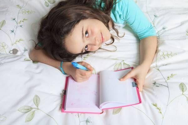 親子で交換日記!文章力がアップする親子交換日記を始めませんか?