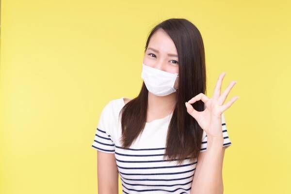 マスクをつけている女性に対して男性はどう思ってるの?